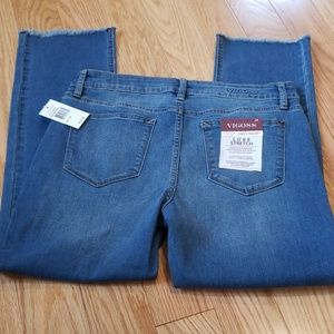 Vigoss Jeans - Mid Rise Luxe Stretch